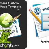 Howto: Add an Archive Page to your WordPress blog using Custom Page Template