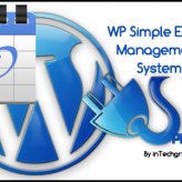 WP Simple Event Management Plugin by iTg &#8211; Manage college fests and events