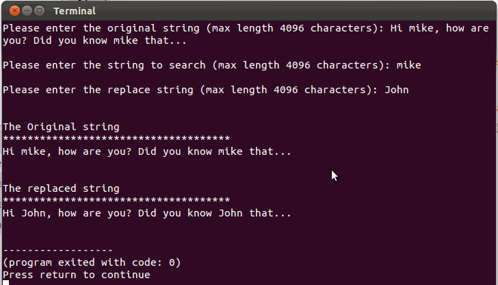 C Program To Copy Two Strings Without Using Strcpy ...