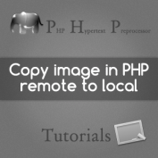 Automatically copy images (png, jpeg, gif) from remote server (http) to your local server using PHP
