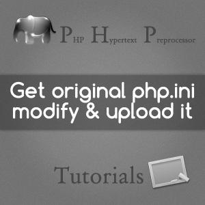 get-original-php-ini
