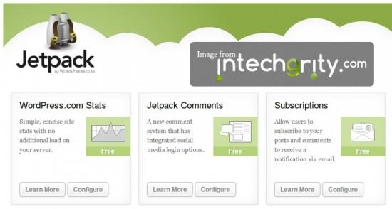 Activating JetPack Comments