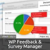 Turn your WordPress blog into Feedback, Survey or Quiz site using WP Feedback & Survey Manager Plugin