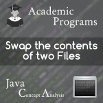 Swap-The-Content-Of-Two-Files-In-Java