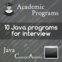 10 Java Concepts you must know before appearing for technical interviews