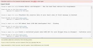 id import xml simulation mode result