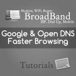 Speed up BSNL Broadband