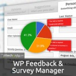 WP Feedback & Survey Manager - WordPress Plugin