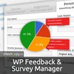 WP Feedback & Survey Manager - WordPress Plugin