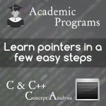 learn pointers in c in a few easy steps