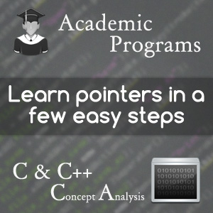 learn pointers in c in a few easy steps